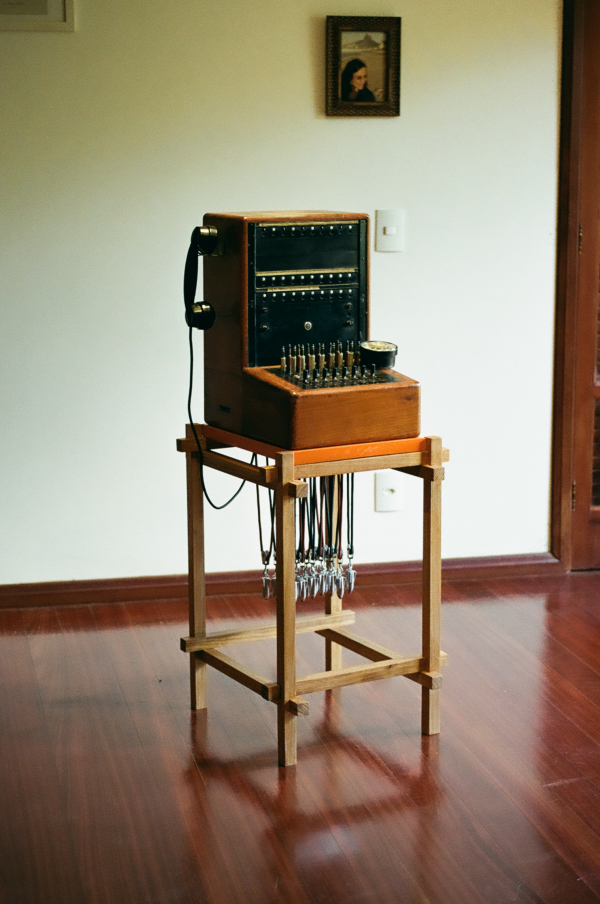 Switchboard and stand